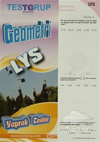 LYS GEOMETRİ YAPRAK TESTLER (  )