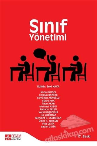 SINIF YÖNETİMİ (KIRMIZI KAPAK) (  )