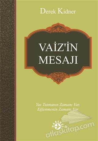 VAİZ'İN MESAJI (  )
