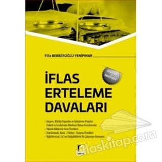 İFLAS ERTELEME DAVALARI (  )