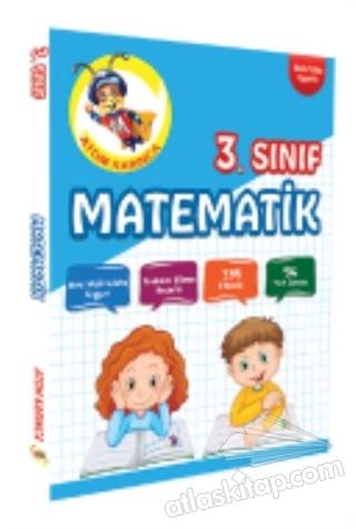 ATOM KARINCA 3. SINIF MATEMATİK (  )