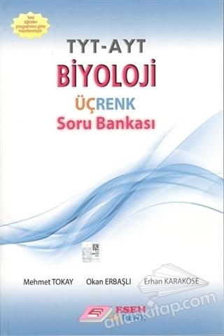 TYT - AYT BİYOLOJİ SORU BANKASI (  )
