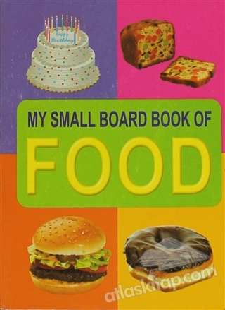 FOOD MY SMALL BOARD BOOK OF (  )