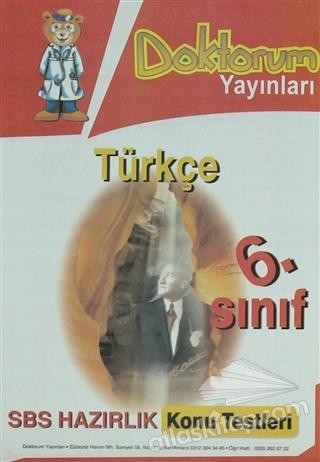 6. SINIF TÜRKÇE SBS HAZIRLIK KONU TESTLERİ (  )