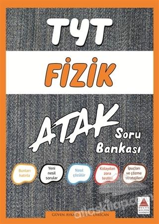 TYT FİZİK ATAK SORU BANKASI (  )