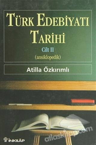 TÜRK EDEBİYATI TARİHİ CİLT 2 (ANSİKLOPEDİK) (  )