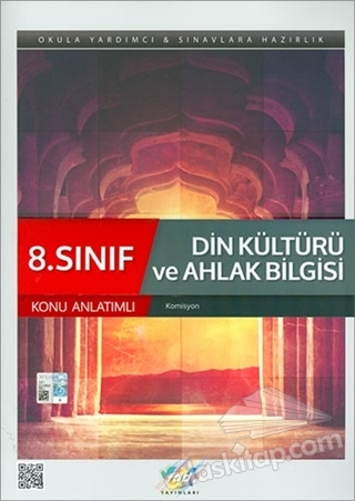 8. SINIF DİN KÜLTÜRÜ VE AHLAK BİLGİSİ KONU ANLATIMLI (  )