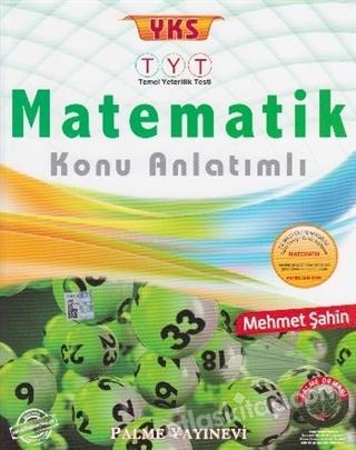 2018 YKS TEMEL YETERLİLİK TESTİ MATEMATİK KONU ANLATIMLI (  )