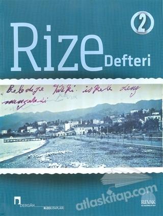 RİZE DEFTERİ 2 (  )