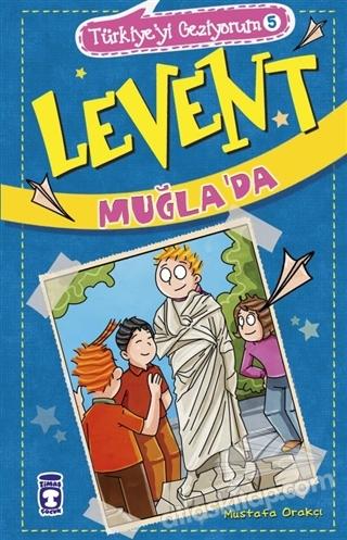 LEVENT MUĞLA'DA - TÜRKİYE'Yİ GEZİYORUM 5 (  )