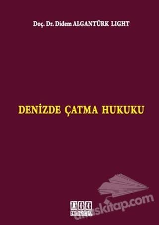 DENİZDE ÇATMA HUKUKU (  )