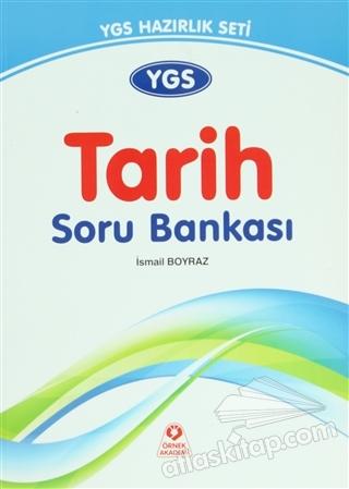 YGS TARİH SORU BANKASI (  )