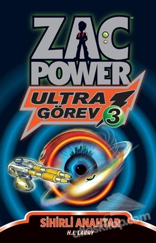 ZAC POWER ULTRA GÖREV 3 - SİHİRLİ ANAHTAR (  )