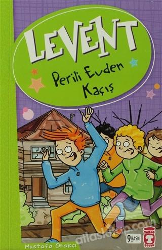 LEVENT - PERİLİ EVDEN KAÇIŞ (  )