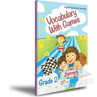 VOCABULARY WİTH GAMAES GRADE 2 (  )