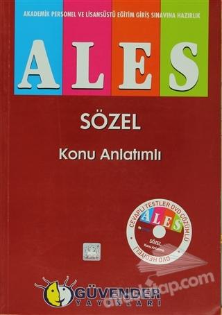 GÜVENDER ALES SÖZEL KONU ANLATIMLI ( (DVD HEDİYELİ) )