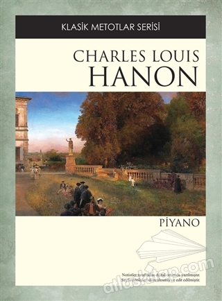 CHARLES LOUİS HANON PİYANO ( KLASİK METOTLAR )