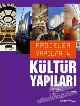KÜLTÜR YAPILARI - PROJELER YAPILAR 4 (  )