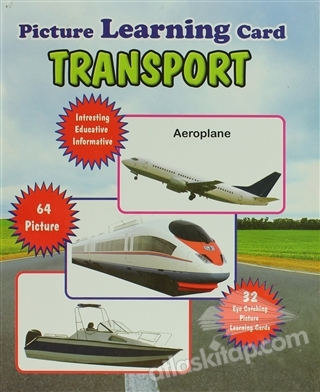 TRANSPORT PİCTURE LEARNİNG CARD (  )
