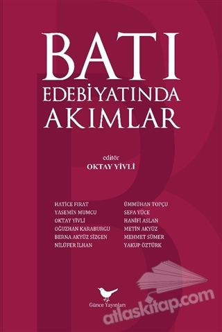 BATI EDEBİYATINDA AKIMLAR (  )