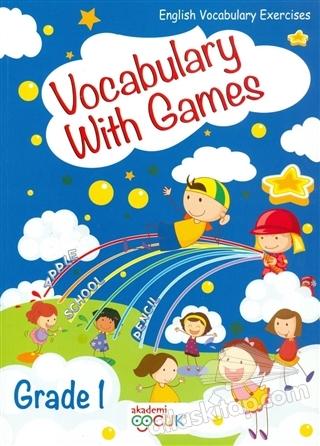VOCABULARY WİTH GAMES GRADE 1 (  )