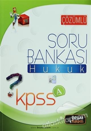 KPSS ÇÖZÜMLÜ A SORU BANKASI HUKUK (  )
