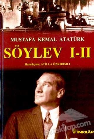 SÖYLEV I - II ANTLAŞMALAR-KRONOLOJİ 1918-1938-BELGELER (  )