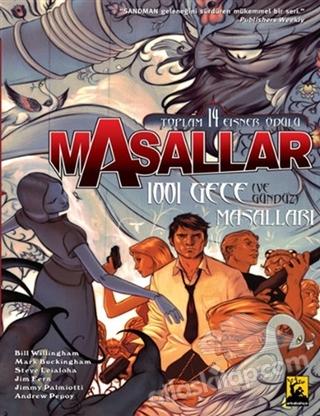 MASALLAR 7- 1001 GECE MASALLARI (  )
