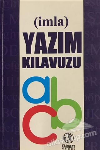 İMLA - YAZIM KILAVUZU (  )