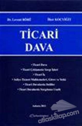TİCARİ DAVA (  )
