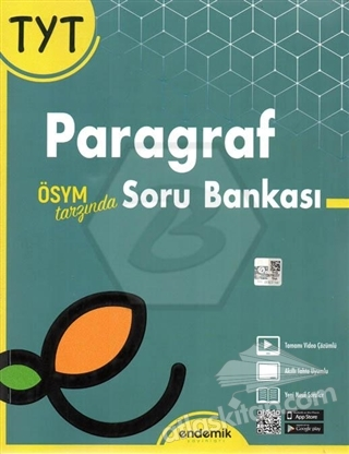 2022 TYT PARAGRAF SORU BANKASI (  )