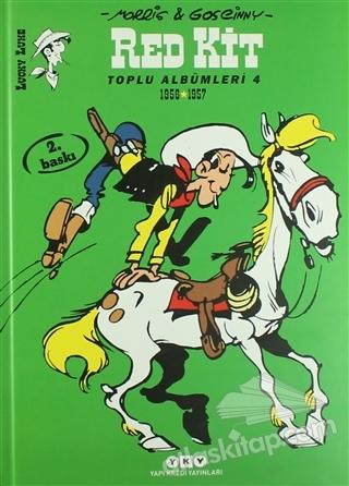 RED KİT - TOPLU ALBÜMLERİ 4 (  )