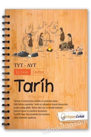 TYT - AYT TARİH İÇİ DOLU DEFTER (  )