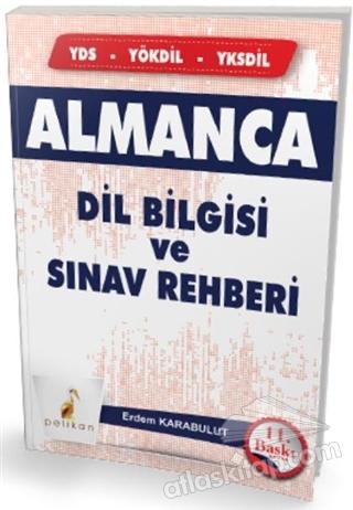 ALMANCA DİLBİLGİSİ VE SINAV REHBERİ (  )