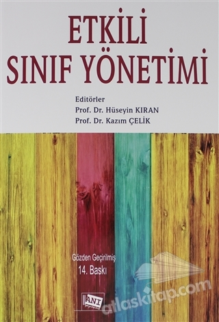 ETKİLİ SINIF YÖNETİMİ (  )