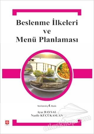 BESLENME İLKELERİ VE MENÜ PLANLAMASI (  )