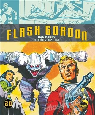 FLASH GORDON 20. CİLT ( 11. ALBÜM / 1967-1969 )
