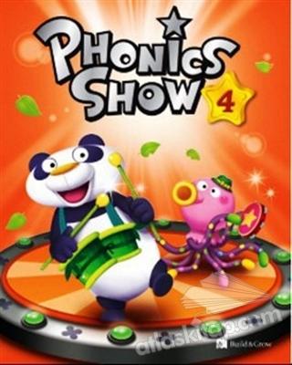PHONİCS SHOW 4 + 2 HYBRİDE CDS (  )