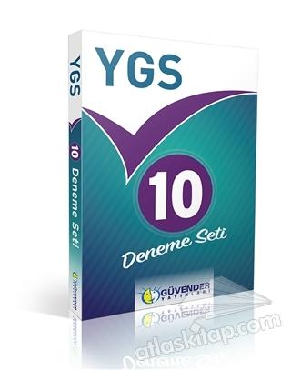 YGS 10 DENEME SETİ (  )