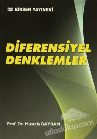 DİFERENSİYEL DENKLEMLER (  )