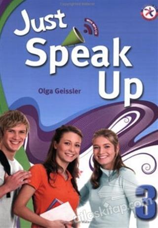 JUST SPEAK UP 3 (  )