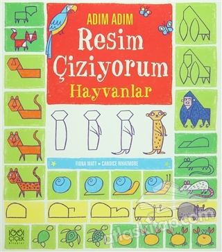 ADIM ADIM RESİM ÇİZİYORUM - HAYVANLAR (  )