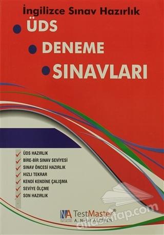 ÜDS DENEME SINAVLARI - İNGİLİZCE SINAV HAZIRLIK (  )