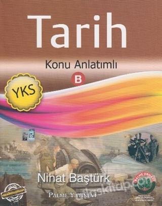 2018 YKS TARİH KONU ANLATIMLI B (  )