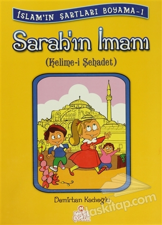 Sarahın Imanı Kelime I şehadet Kitap 30 Indirimle Satın Al