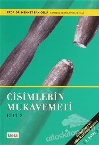CİSİMLERİN MUKAVEMETİ CİLT 2 (  )