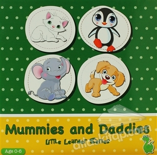 MUMMİES AND DADDİES ( LİTTLE LEARNER SERİES )