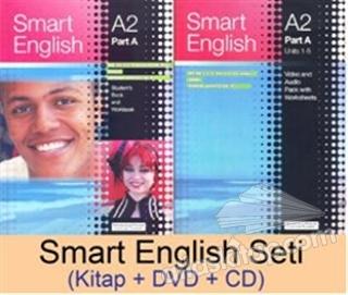 SMART ENGLİSH SETİ (KİTAP+DVD+CD) (  )
