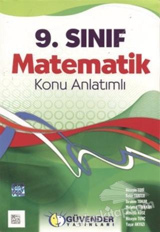 9. SINIF MATEMATİK KONU ANLATIMLI (  )