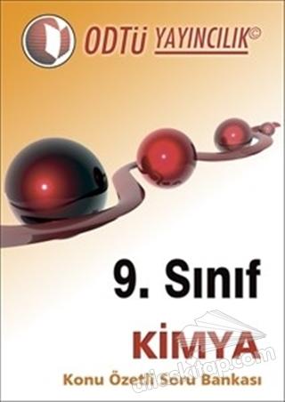 9. SINIF KİMYA KONU ÖZETLİ SORU BANKASI (  )